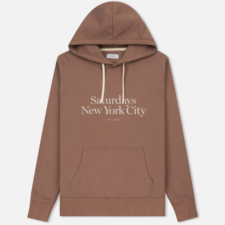 Мужская толстовка Saturdays Surf NYC Ditch Miller Standard Hoodie Copper