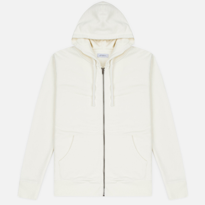 Мужская толстовка Saturdays Surf NYC JP Full Zip Ivory