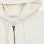 Мужская толстовка Saturdays Surf NYC JP Full Zip Ivory фото- 1