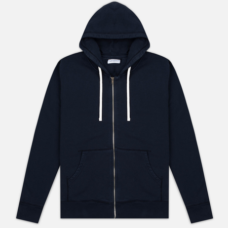Saturdays Surf NYC JP Full Zip Men's Hoodie Midnight