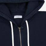 Мужская толстовка Saturdays Surf NYC JP Full Zip Midnight фото- 1
