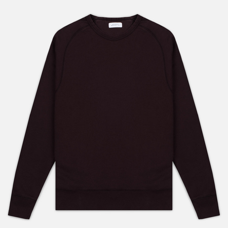Saturdays Surf NYC Simon Men's Sweatshirt Oxblood
