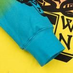 Мужская толстовка Sex skateboards x Dogtown Hoody Arm & Front Print Multicolor фото- 3