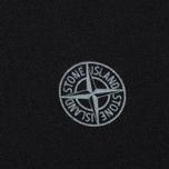Мужская толстовка Stone Island Compass Logo Crew Neck Black фото- 2