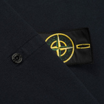 Мужская толстовка Stone Island Crew Garment Dyed Cotton Navy фото- 5