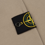 Мужская толстовка Stone Island Crew Neck Brushed Cotton Fleece Beige фото- 3