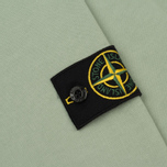 Мужская толстовка Stone Island Crew Neck Brushed Cotton Fleece Green фото- 3