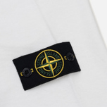 Мужская толстовка Stone Island Crew Neck Old Effect White фото- 3