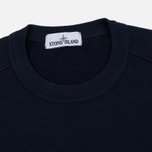 Мужская толстовка Stone Island Crew Neck Sweat Navy Blue фото- 1