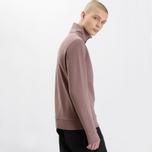 Мужская толстовка Stone Island Garment Dyed Half Zip White фото- 6
