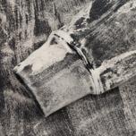 Мужская толстовка Stone Island Hand Corrosion Hooded Black фото- 3