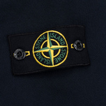 Мужская толстовка Stone Island Heavyweight Zip Hoody Dark Blue фото- 3
