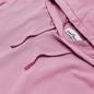 Мужская толстовка Stone Island Hooded Cotton Fleece Pouch Pocket Quartz Pink фото - 1
