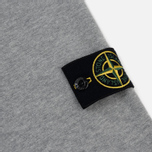 Мужская толстовка Stone Island Hooded Full Zip Grey фото- 4