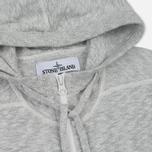 Мужская толстовка Stone Island Hooded Knit Grey фото- 2