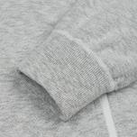 Мужская толстовка Stone Island Hooded Knit Grey фото- 4