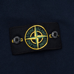 Мужская толстовка Stone Island Patch Crew Neck Blue фото- 3