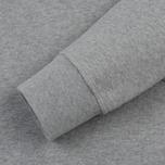 Мужская толстовка Stone Island Pocket Brushed Cotton Fleece Dust фото- 3