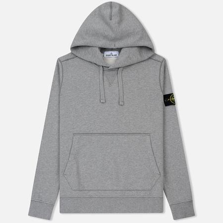 Мужская толстовка Stone Island Pouch Pocket Hooded Dust Grey