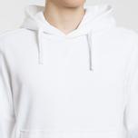 Мужская толстовка Stone Island Pouch Pocket Hooded White фото- 2