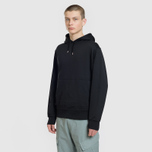 Мужская толстовка Stone Island Shadow Project Big Pocket Hoodie Black фото- 1