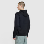 Мужская толстовка Stone Island Shadow Project Big Pocket Hoodie Black фото- 3