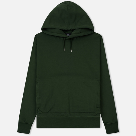 Мужская толстовка Stone Island Shadow Project Big Pocket Hoodie Bottle Green