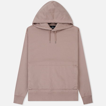 Мужская толстовка Stone Island Shadow Project Big Pocket Hoodie Pink Quartz