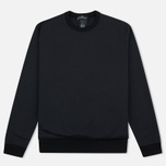 Мужская толстовка Stone Island Shadow Project Crew Neck Black фото- 0