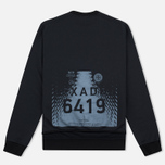 Мужская толстовка Stone Island Shadow Project Crew Neck Black фото- 4
