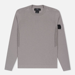 Мужская толстовка Stone Island Shadow Project Crew Neck Cotton Grey фото- 0