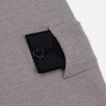 Мужская толстовка Stone Island Shadow Project Crew Neck Cotton Grey фото- 5