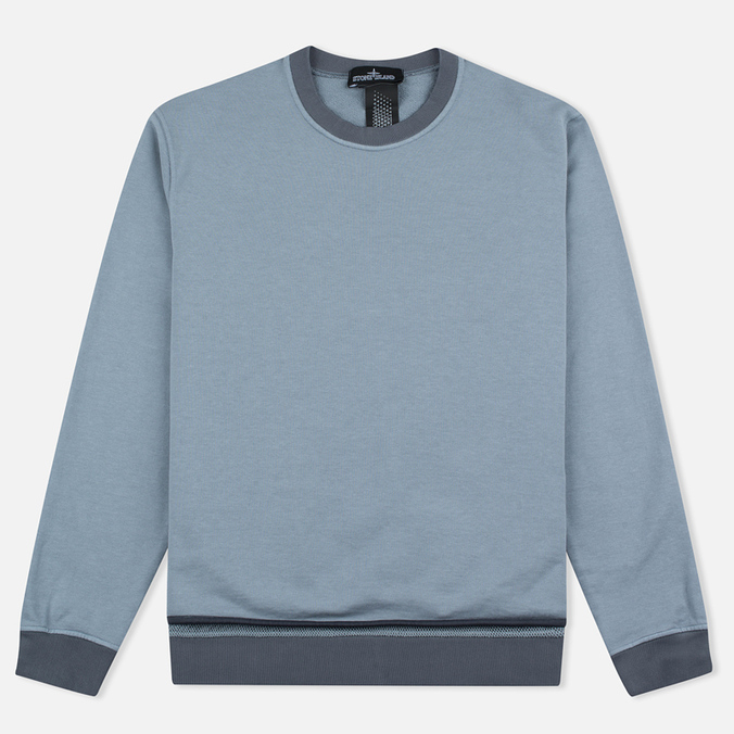 Мужская толстовка Stone Island Shadow Project Crew Neck Grey