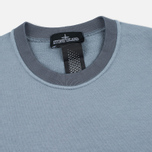 Мужская толстовка Stone Island Shadow Project Crew Neck Grey фото- 1
