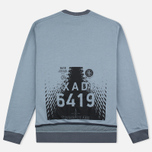 Мужская толстовка Stone Island Shadow Project Crew Neck Grey фото- 4