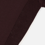 Мужская толстовка Stone Island Shadow Project Crew Neck Cotton Maroon фото- 2