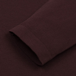 Мужская толстовка Stone Island Shadow Project Crew Neck Cotton Maroon фото- 3