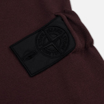 Мужская толстовка Stone Island Shadow Project Crew Neck Cotton Maroon фото- 4