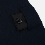 Мужская толстовка Stone Island Shadow Project Crew Neck Cotton Navy Blue фото- 5