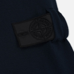 Мужская толстовка Stone Island Shadow Project Crew Neck Cotton Navy Blue фото- 4
