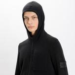 Мужская толстовка Stone Island Shadow Project Engineered Hooded Strata Pocket Black фото- 7