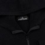 Мужская толстовка Stone Island Shadow Project Engineered Hooded Strata Pocket Black фото- 1