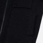 Мужская толстовка Stone Island Shadow Project Engineered Hooded Strata Pocket Black фото- 3