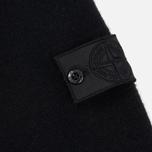 Мужская толстовка Stone Island Shadow Project Engineered Hooded Strata Pocket Black фото- 5