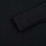 Мужская толстовка Stone Island Shadow Project Stretch Wool Intarsia Crew Neck Dark Green фото- 2
