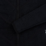 Мужская толстовка Stone Island Shadow Project Teleport Zip Hoodie Black фото- 2
