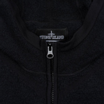 Мужская толстовка Stone Island Shadow Project Teleport Zip Hoodie Black фото- 4