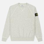 Мужская толстовка Stone Island Sweat Garment Dyed Light Grey фото- 0