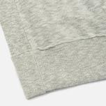 Мужская толстовка Stone Island Sweat Garment Dyed Light Grey фото- 2