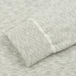 Мужская толстовка Stone Island Sweat Garment Dyed Light Grey фото- 5